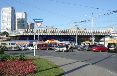 Автовокзал Ростова-на-Дону