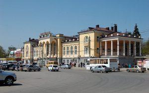Вокзал Таганрога